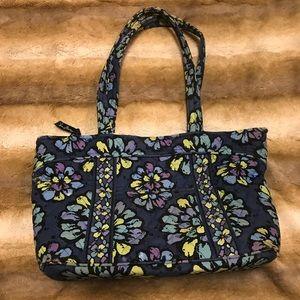 "Handbags - Vera Bradley Indigo Pop ""Mandy"" Purse"